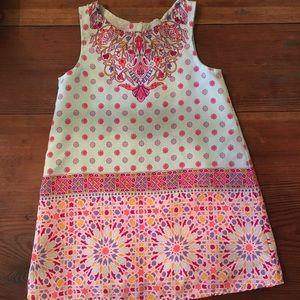 OshKosh Genuine Kids Kaleidoscope Dress- 4T